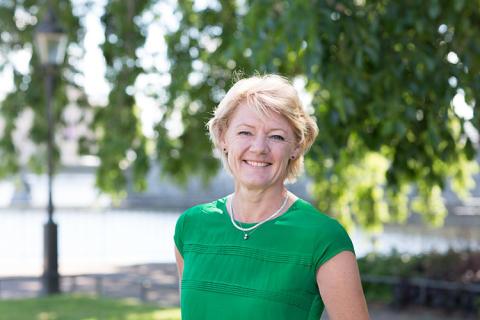 Ulla Hamilton (M): Stockholms parkeringsapp gör succé