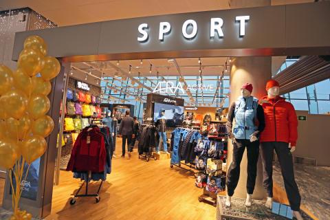 ÆRA Active åpnet på Oslo lufthavn