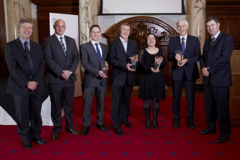 HMRC tax award winners