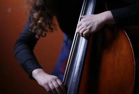 Sex Unga Tonsättare Besöker Musica Vitae