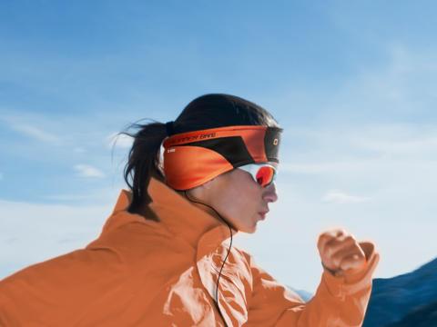 SBS MOBILE Sport Runner Pannband - Orange
