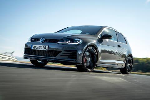 Golf med motorsports-DNA – GTI TCR fra 567.390 kr.
