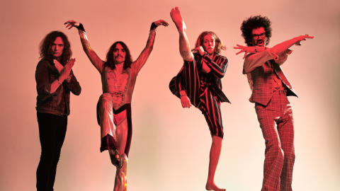 THE DARKNESS TIL OSLO!