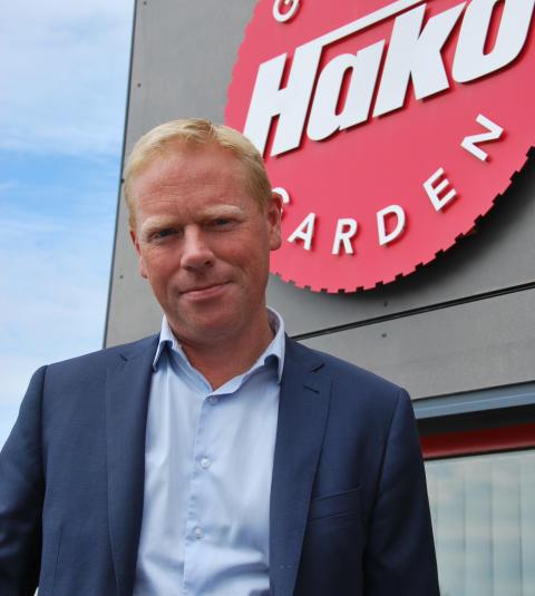 Ny eftermarknadschef på Hako Ground & Garden AB