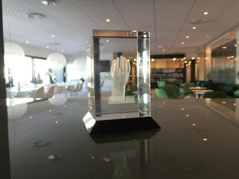 Svenska Bostäder nominerade till kundkristall