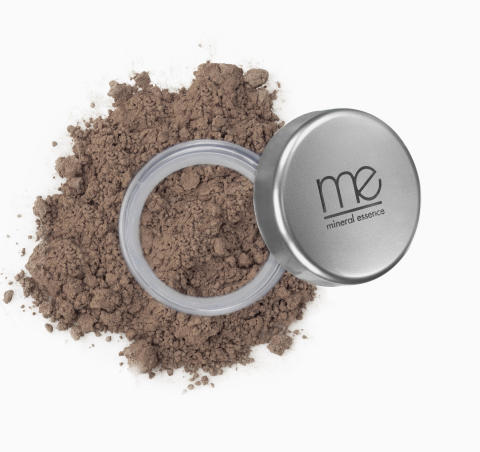Mineral Essence Eye Shadow Silver Maple