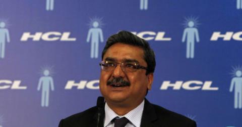 HCL Technologies resultat for tredje kvartal 2013 (avvikende regnskapsår)