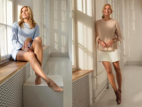 Jessica Almenäs nytt kampanjansikte för Pierre Robert