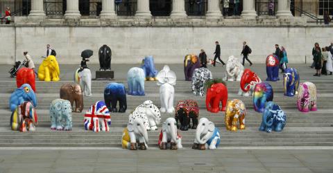 Elephant Parade 2010
