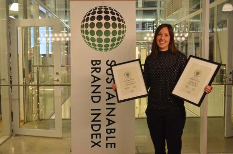 Stena Recycling - Winner + Industry Winner - Waste Management - 2018 B2B -