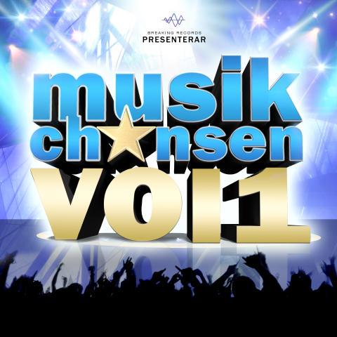 Nu avslöjas de utvalda bidragen i Musikchansen! Albumet släpps 10:e maj