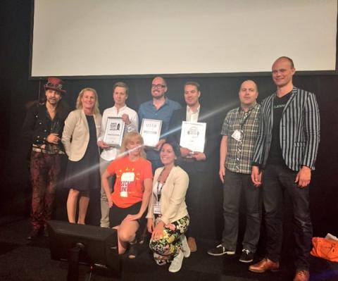 SAS, Festivalen Weekend och MTR Express hyllades på e-commerce Stockholm 2016 – Nordens största mötesplats inom e-handel och digital marketing