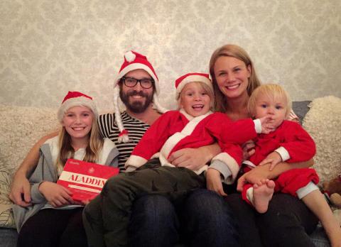 Julfirande säljes på Blocket: svenska folket öppnar upp sina hem i jul