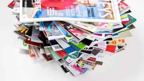 2,3 miljoonaa aikakauslehden lukijaa suhtautuu myönteisesti mainontaan