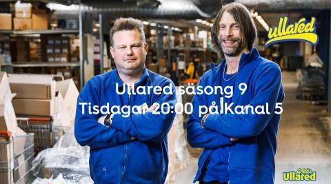 Premiär av Tv-serien Ullared säsong 9