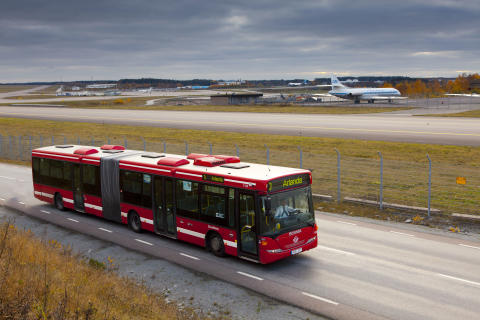 Buss Arlanda