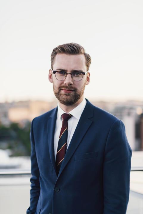 Carl Göransson, vd