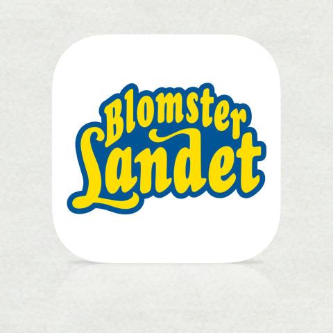 Blomsterlandet logotyp