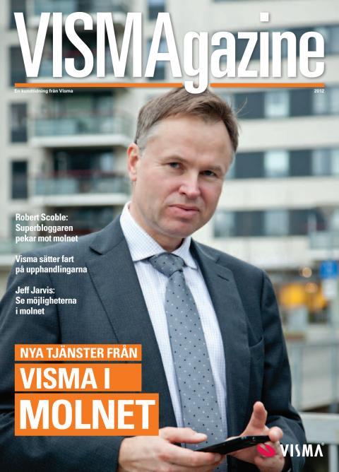 Vismagazine 2012 (kundtidning)