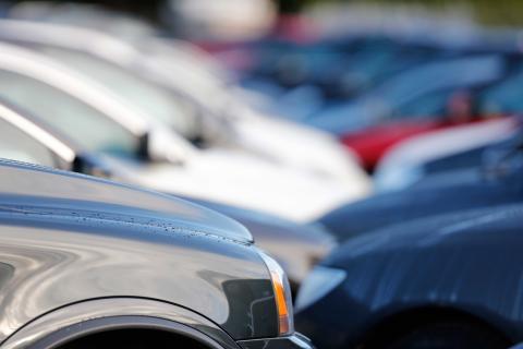 Trendbrott: Nu backar försäljning av begagnade bilar