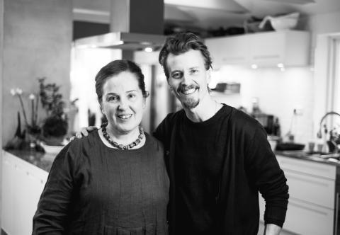 Stjärnkocken Paul Svensson lagar Sveriges mest ätbara rätt