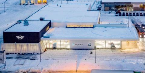 Bavaria har overtatt driften av Brages BMW- og MINI-virksomheter i Ålesund, Molde og Kristiansund
