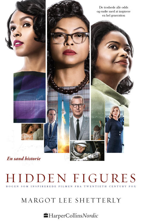 """Hidden Figures"" af Margot Lee Shetterly"