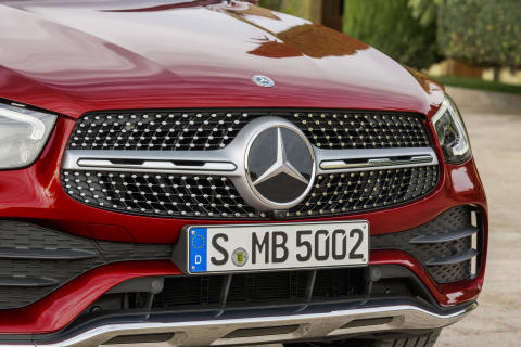 Mercedes-Benz GLC 4MATIC Coupé