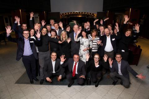 Cloudberry värd för internationell PR-konferens i Stockholm