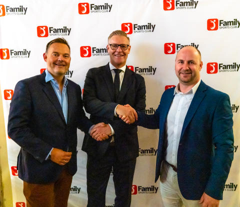 Family Sports Club velger Crone AS som partner på innfordring og medlemsservice
