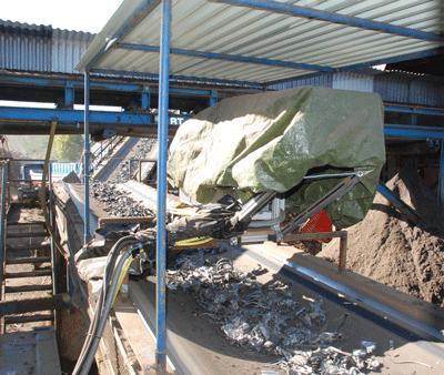 Enklare, effektivare och billigare återvinningen av skrot