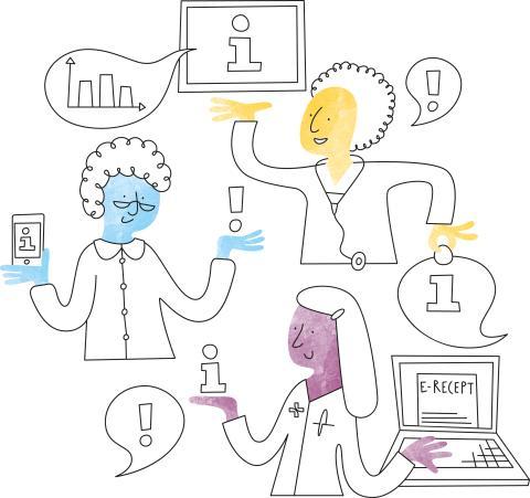 Samordning ska föra e-hälsan framåt