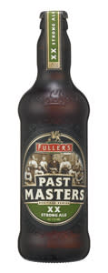 Fuller's Past Master XX Strong Ale - ölarkeologi på hög nivå!