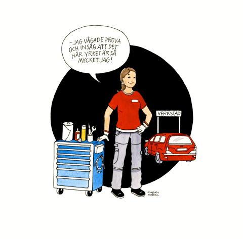 Informationsträff - Fordonsmekanikerutbildning