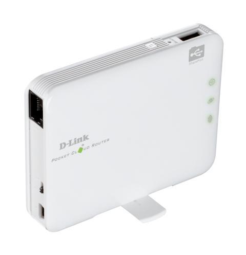 Bild Pocket Cloud Router (DIR-506L)