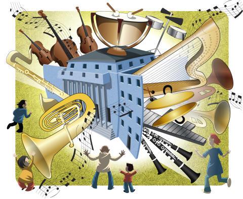 Välkommen till Filharmonins dag – öppet hus i hela Konserthuset!