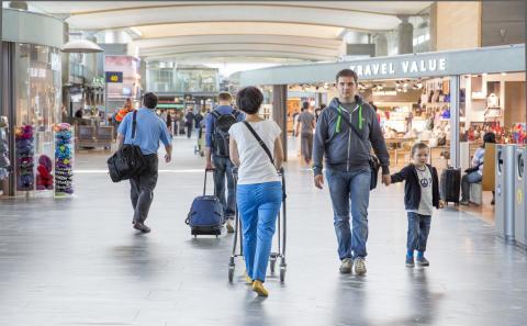 Politisk streik 28. januar vil påvirke flytrafikken