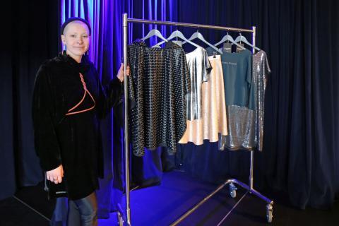 """""""Deine eigenART"""" in Leipzig: Inga Lieckfeldt, Designerin des Modelabels """"Berlina Pflanze"""""""