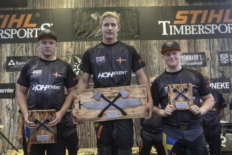 Emil Hansson fortsätter briljera – tog hem Trollhättan Cup