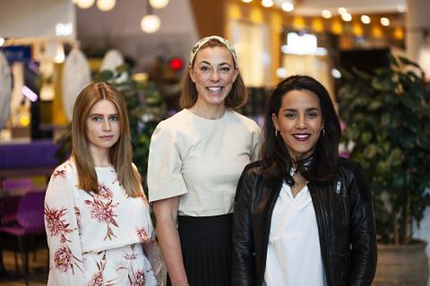 Bromma Blocks inleder samarbete med tre lokala ambassadörer