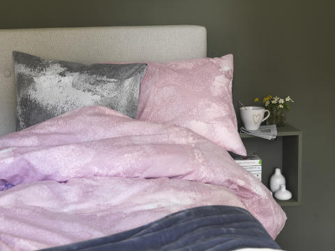 Bed set Alexandria, Blanket Isabelle_2