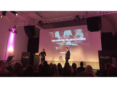 """Digital PR is a global matter"" - Digital PR Revolution Q&A"