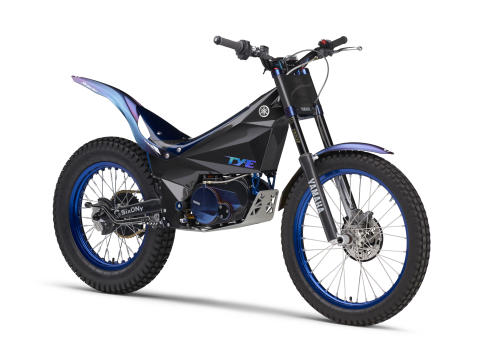 Electric TY-E Trial Bike Spurs Yamaha Motor to First Trial-E Cup Entry