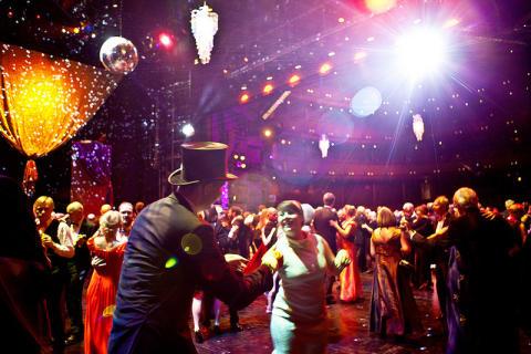 Trettondagskonsert med bal – operettmästaren Offenbach och stadens största dansgolv