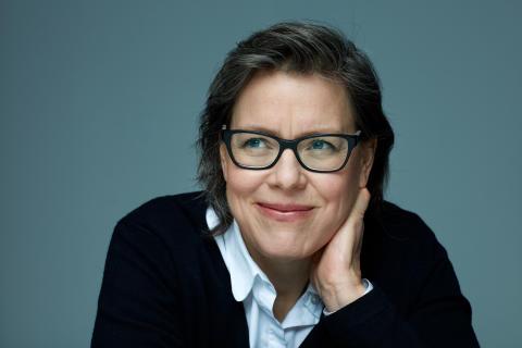 Lena Andersson gästar Sigtuna Litteraturfestival 5 maj
