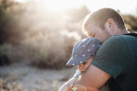 New dads just as likely to struggle as new mums