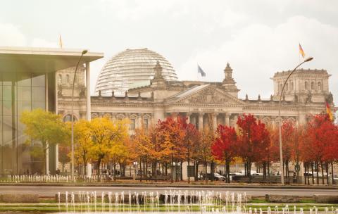 Tyske regjeringsforhandlinger skaper uro i kraftmarkedet