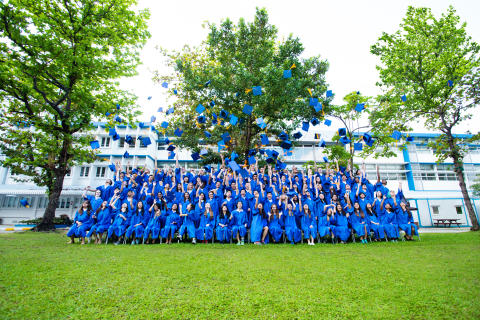 Congratulations to NIST International School's Class of 2016!