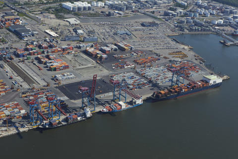 Containerhamnen