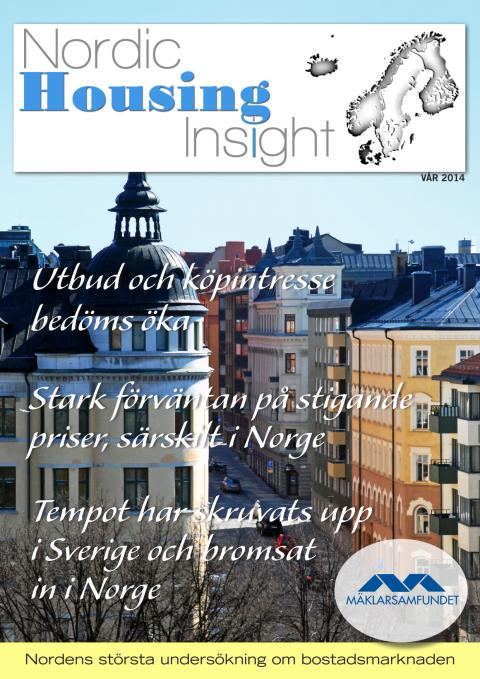 Nordic Housing Insight vår 2014